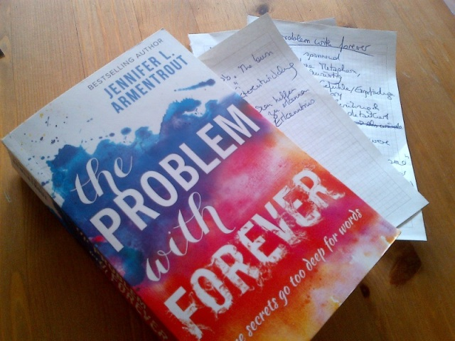 armentrout_the problem with forever