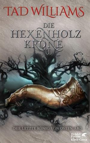 Cover von Die Hexenholzkrone (Band 1) von Tad Williams.