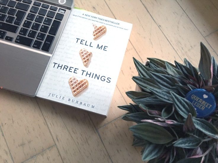 buxbaum-tell-me-three-things