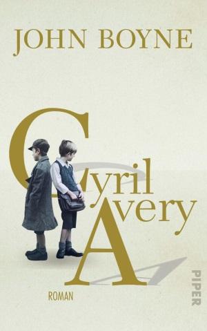 Cover von Cyril Avery von John Boyne.