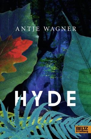 """Cover von """"Hyde"""" von Antje Wagner."""