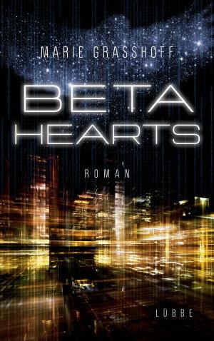 Cover von Beta Hearts von Marie Graßhoff.
