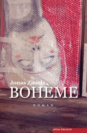 Cover von Bohéme von Jonas Zauels.