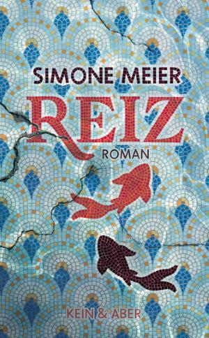 Cover von Reiz von Simone Meier. Copyright: Kein & Aber Verlag.